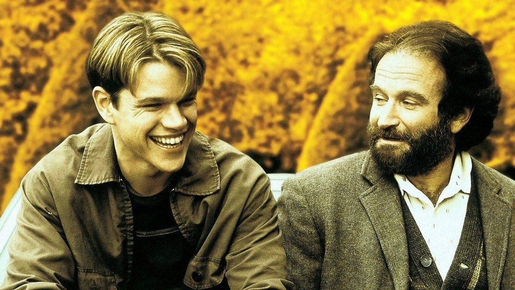 'Good Will Hunting': Inspirational and Life-Affirming