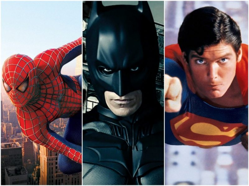 The 12 Best Superhero Movies of All Time, Ranked