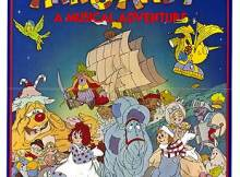 Raggedy Ann & Andy VHS cover
