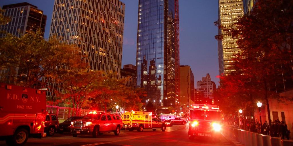 Manhattan, October 31