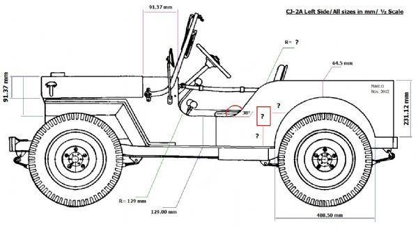 1964 jeep gladiator pickup truck