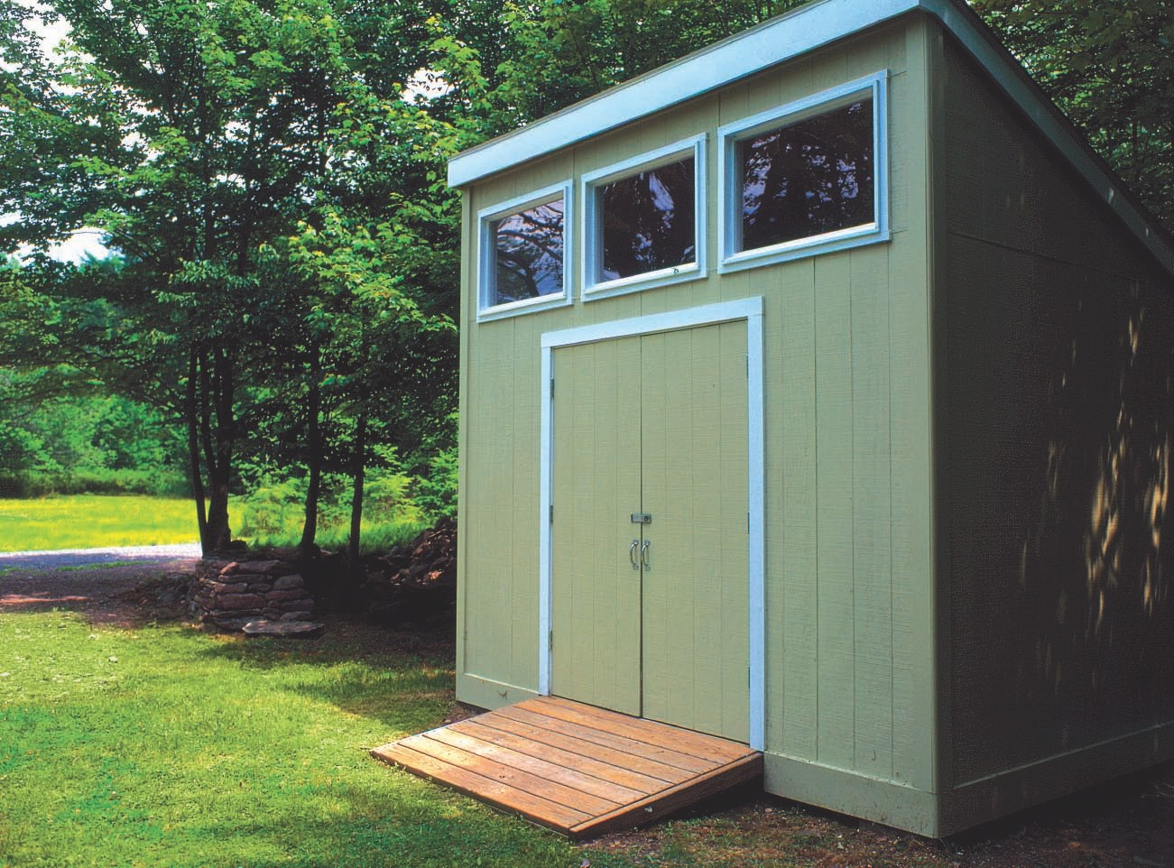 Free Simple Shed Plans Free Step By