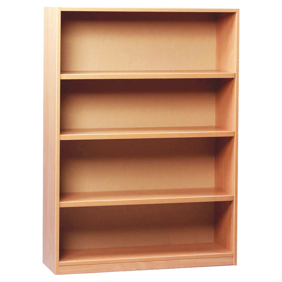 Open Bookcase With 3 Shelves 1250h