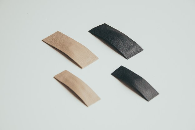 Leather Barrette-6