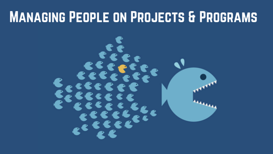 Managing People on Projects and Programs