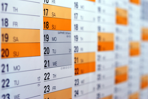 Free Editorial Calendar for Your Consulting Blog