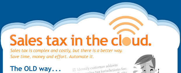 Sales Tax in the Cloud
