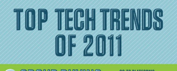 2012 Top Tech Trends in the Cloud
