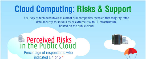 Cloud Computing Risks and the Private Clouds