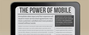 mobile workforce management infographic
