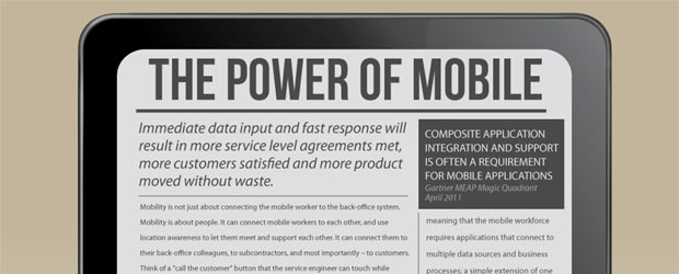 The Power of Mobile Workforce