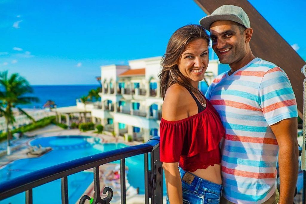 Meet Clumsy Travelers Kristin and Shadi, of Vacation Couple