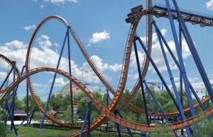 ¿Podrás aguantar la caída a 90 grados? Foto: Cedar Point
