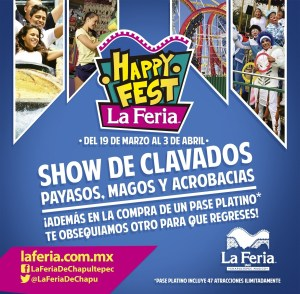 La Feria Happy Fest