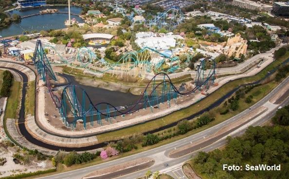 La construcción de la vía de Mako se terminó hace tres semanas, según reportó el parque.