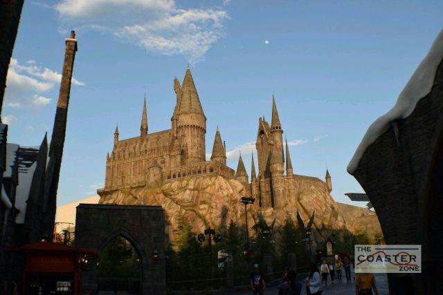 The Wizarding World of Harry Potter, ubicada en Universal Studios Hollywood, recrea el universo del famoso niño mago.