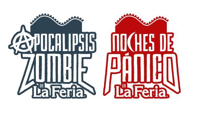 Logos apocalipsis zombie