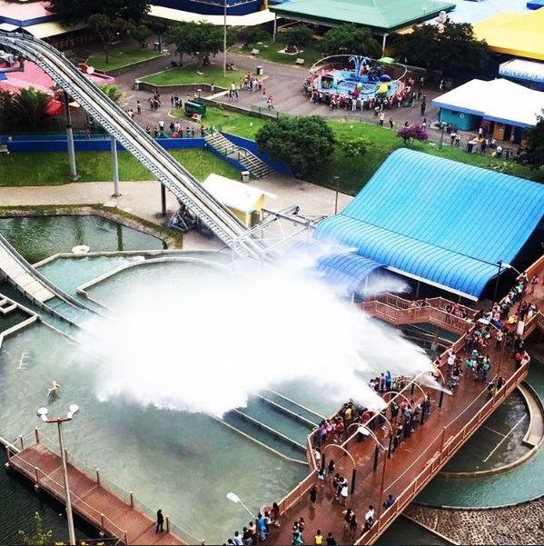 Parque Diversiones Splash