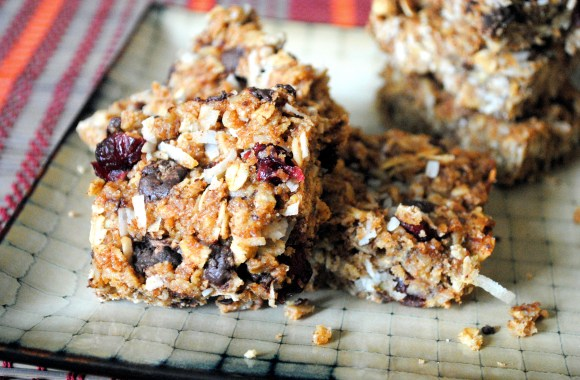 Lactation Granola Bars