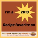 AllFreeCasseroleRecipes.com Recipe Favorite