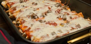 Pizza Enchiladas from thecoersfamily.com