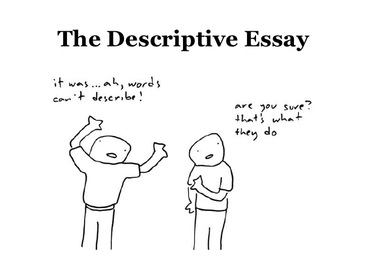 Easy Guide on to How to Write a Descriptive Essay The College Essayist