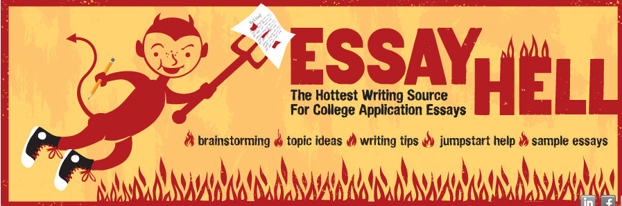 A Favorite Essay Tip From a College Application Veteran Essay Hell