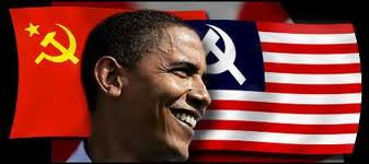 obama the communist