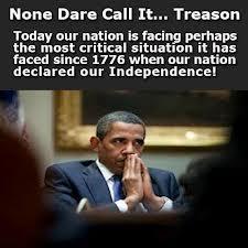 treason obama