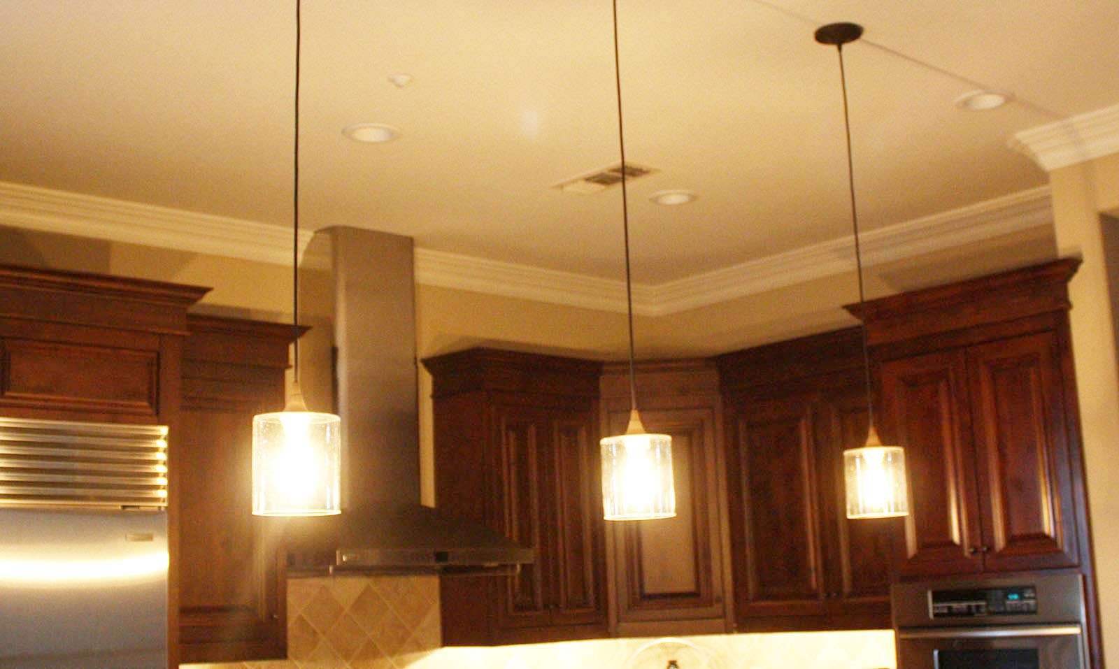 kitchen pendant lights kitchen hanging lights Kitchen Pendant Lights on a Budget Reinvent Your Space