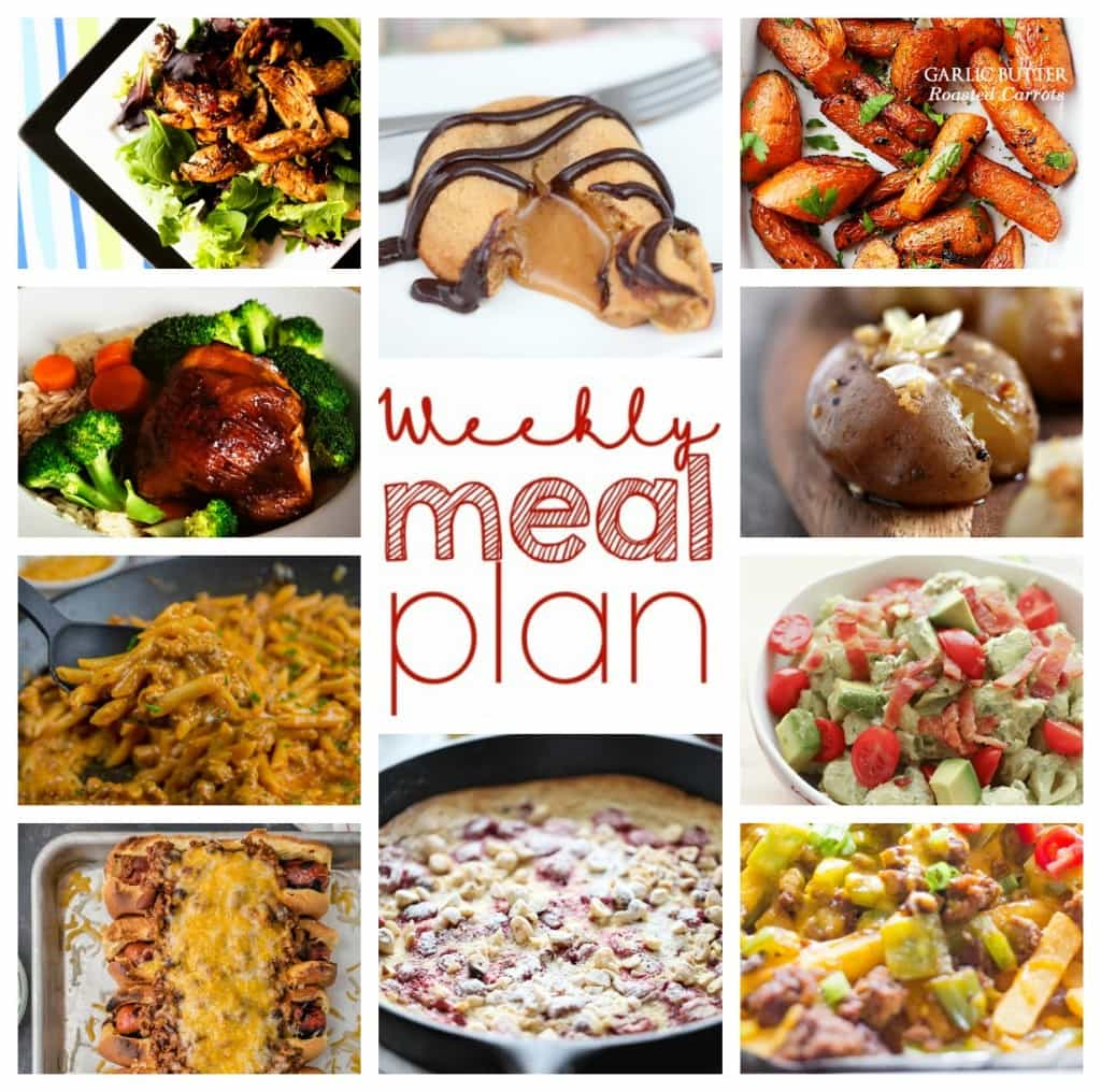 Weekly Meal Plan #31