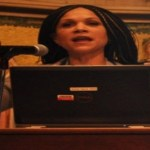 MSNBC's Harris-Perry at Cornell: Hope Trayvon Martin 'Whooped the S*** Out of George Zimmerman' (Video)