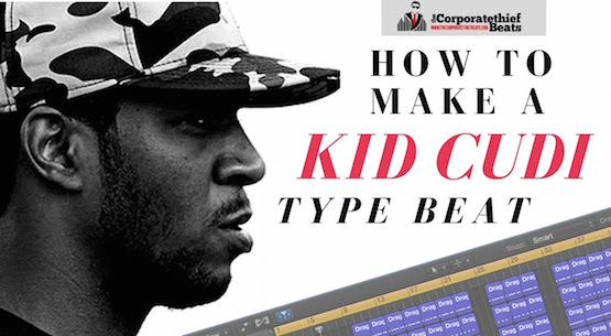 How To Make A Kid Cudi Type Beat - Beat Breakdown 6