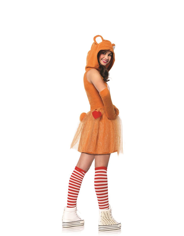 Adult Tween Girls Care Bears Costume 2699 The