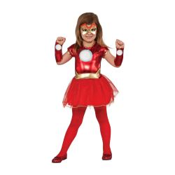 Small Crop Of Superhero Costumes For Girls