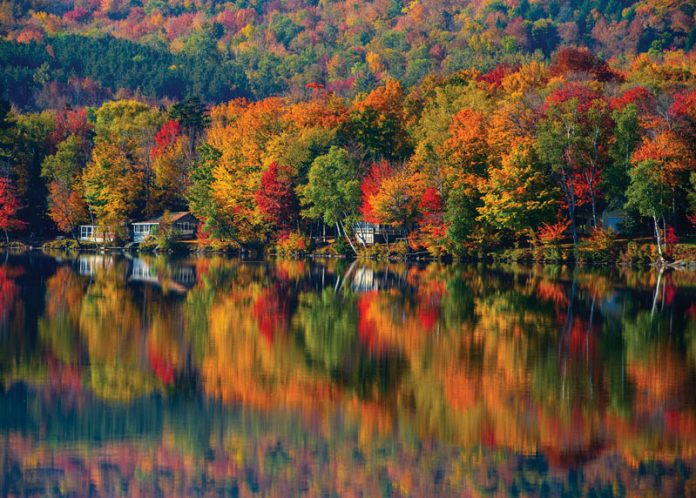 Facebook Wallpaper Fall Colors Travel To Vermont To See Striking Scenes Of Fall The
