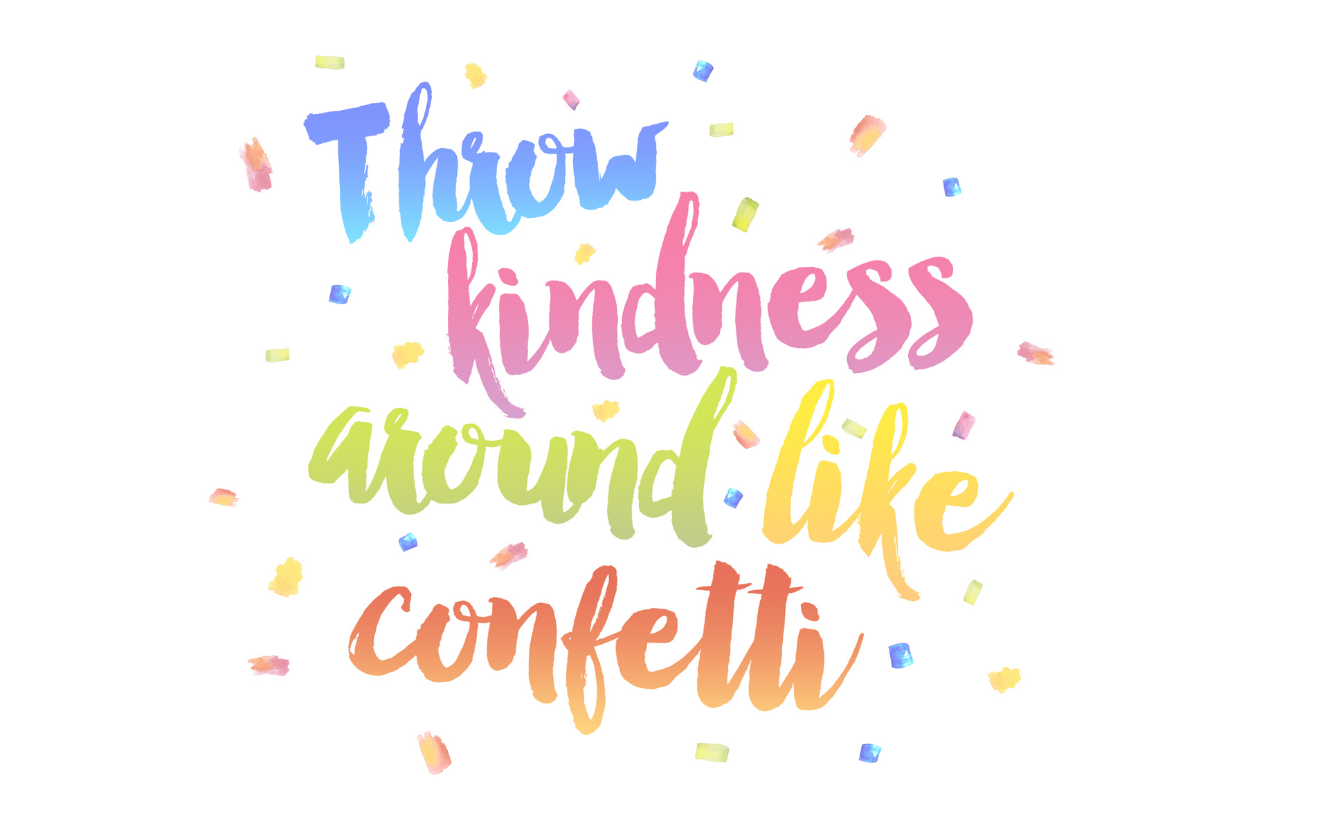 Lauren Conrad Fall Wallpaper Why You Should Throw Kindness Around Like Confetti