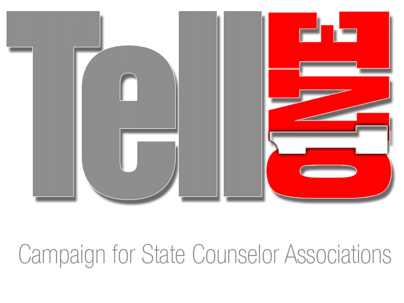 Tell One: A Campaign to Promote School Counseling Association Awareness