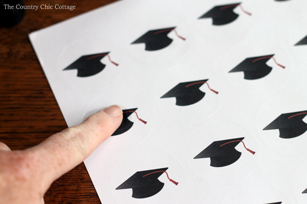 Make Your Own Graduation Card - The Country Chic Cottage