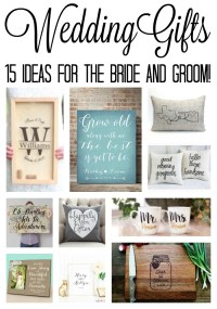 Wedding Gift Ideas - The Country Chic Cottage