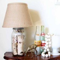 Mason Jar Table Lamp: How to Make Your Own - The Country ...