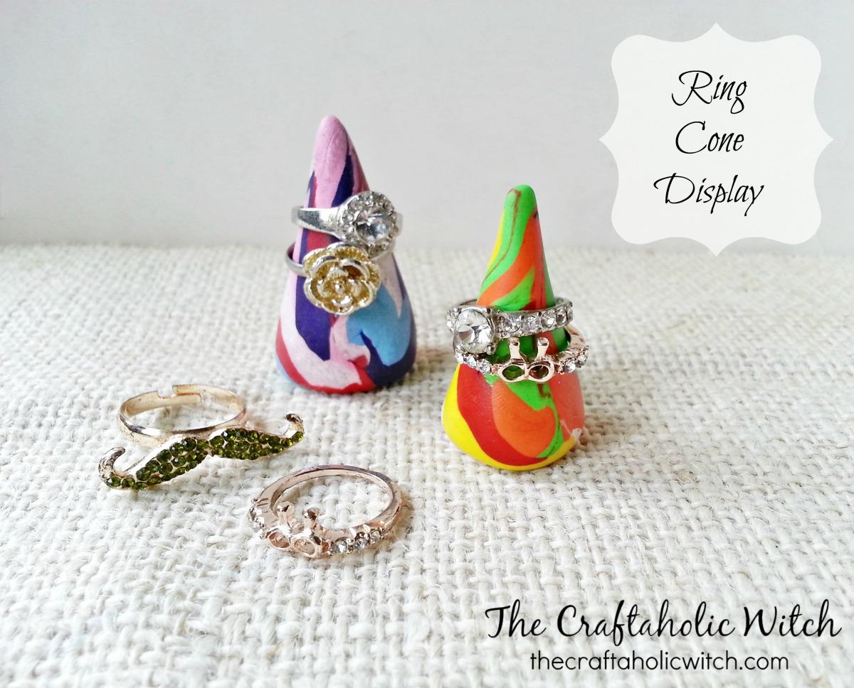 Create Cone Ring Displays