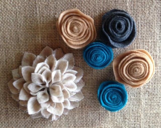 crafternoon_felt_flower2