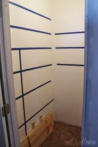 How to Build Pantry Shelving - thecraftpatchblog.com