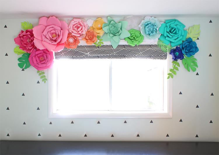 How To Make Paper Flowers Thecraftpatchblogcom