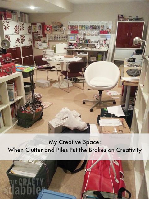 My Creative Space - Part 1