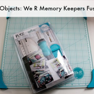 Shiny Objects: We R Memory Keepers Fuse Tool