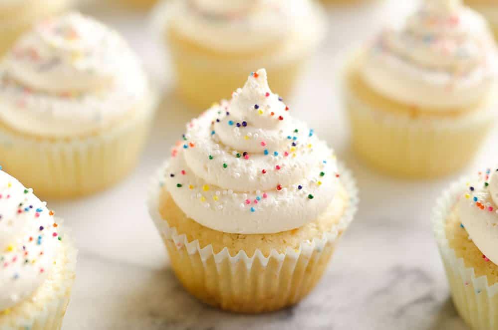 Best Birthday Cupcakes