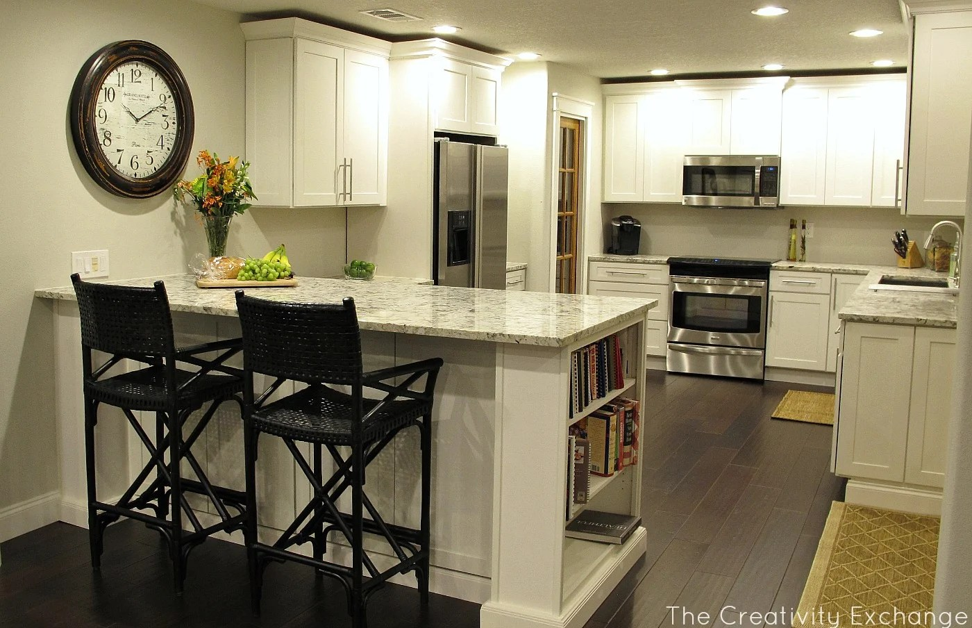 cousin franks amazing kitchen remodel before after split level kitchen remodel Amazing before after kitchen remodel The Creativity Exchange