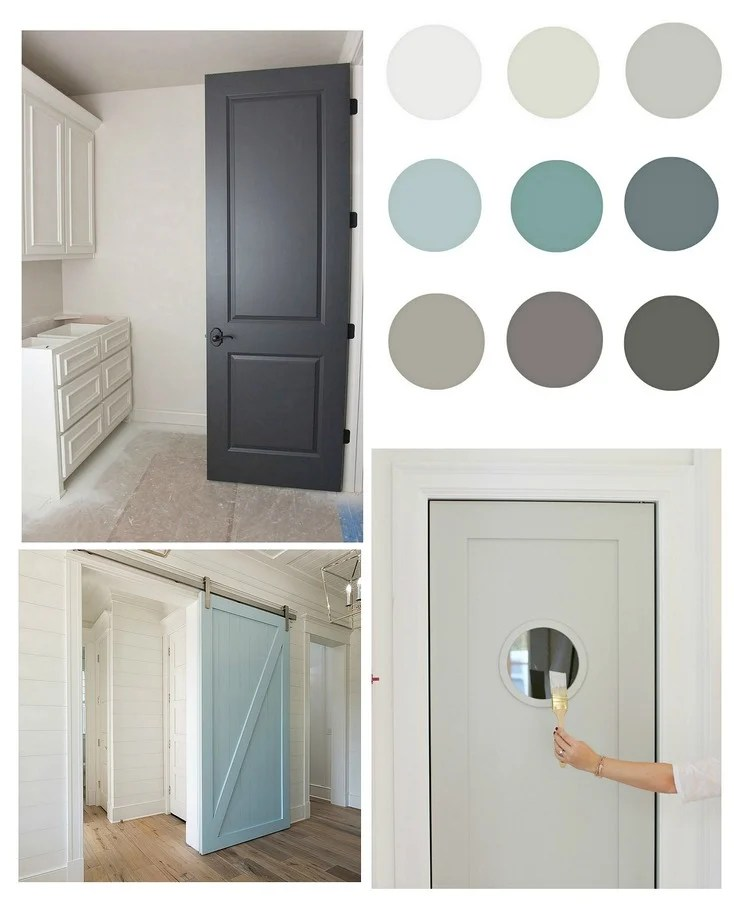 Pretty Interior Door Paint Colors to Inspire You!